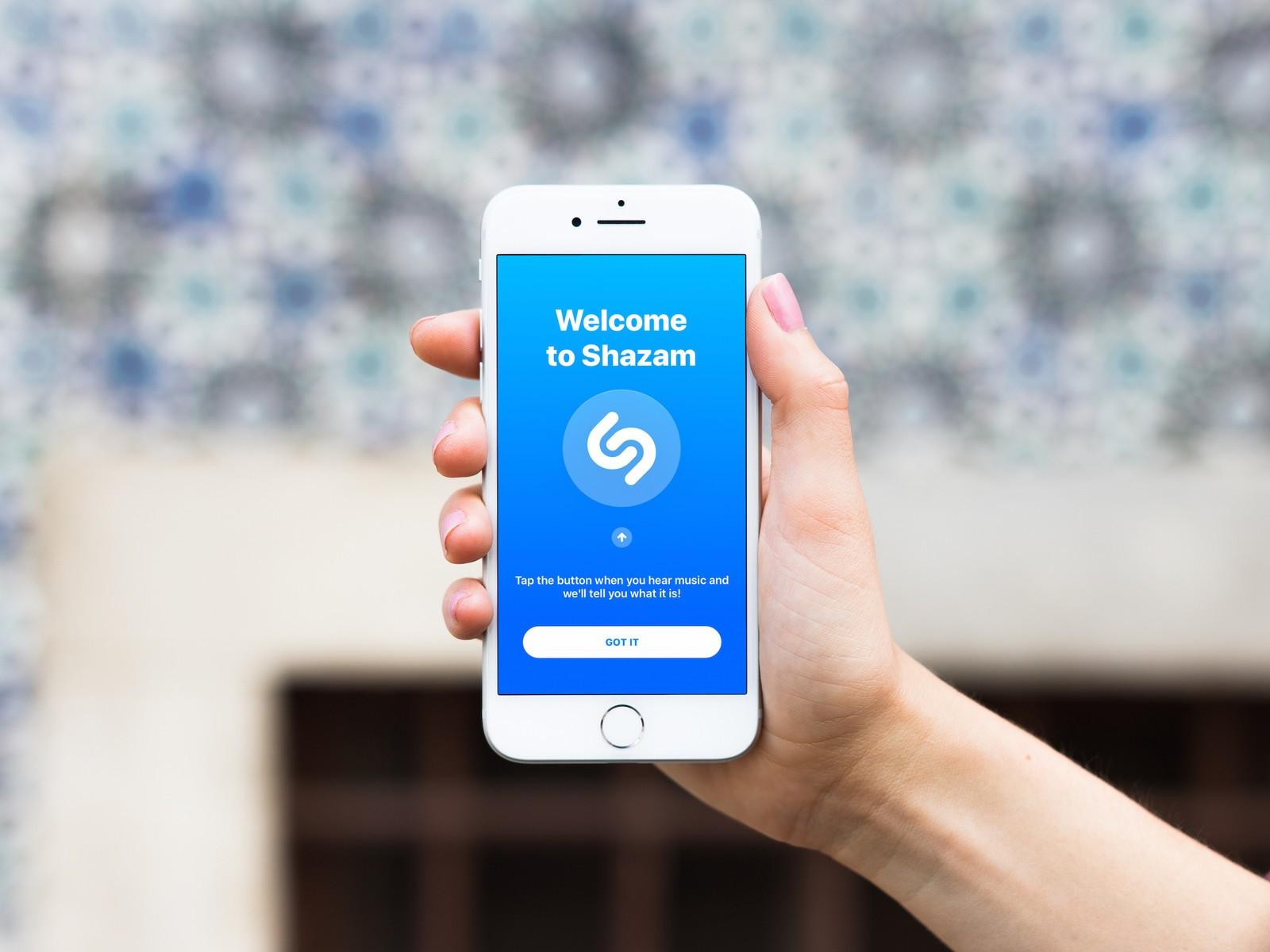 Shazam y Apple en conjunto son ya una realidad