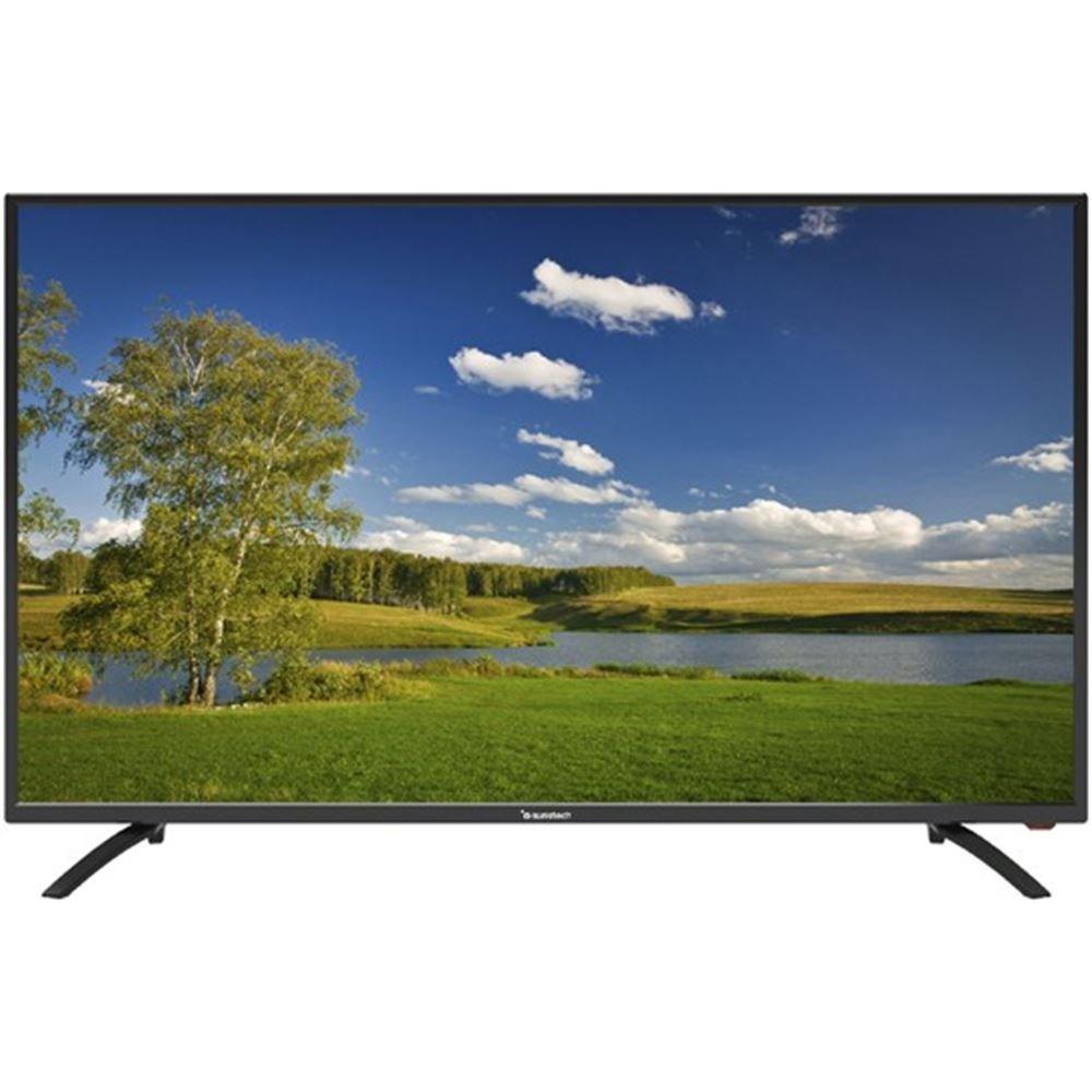 El televisor es bonito, sencillo y fresco