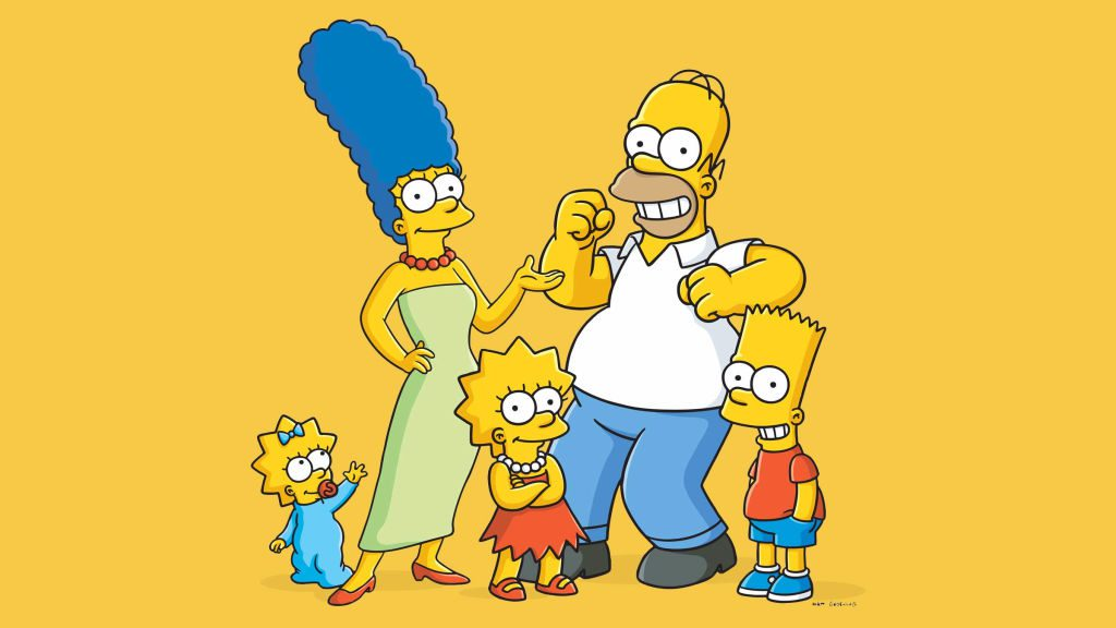 los simpson fox disney