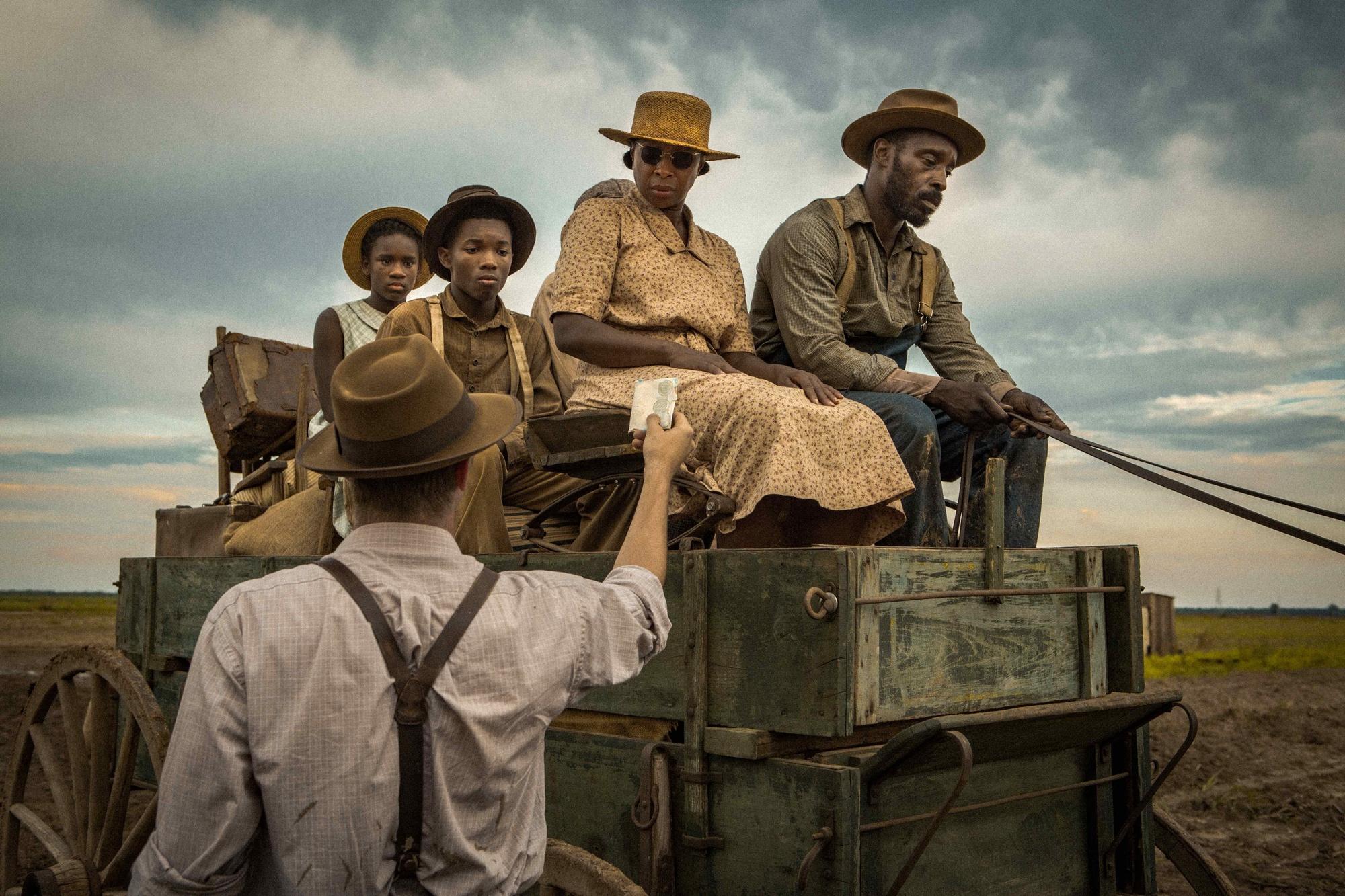 Mudbound es uno de los filmes mejor valorados del año