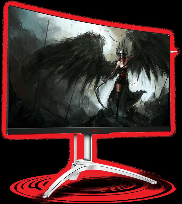 La calidad de imagen del monitor es muy buena