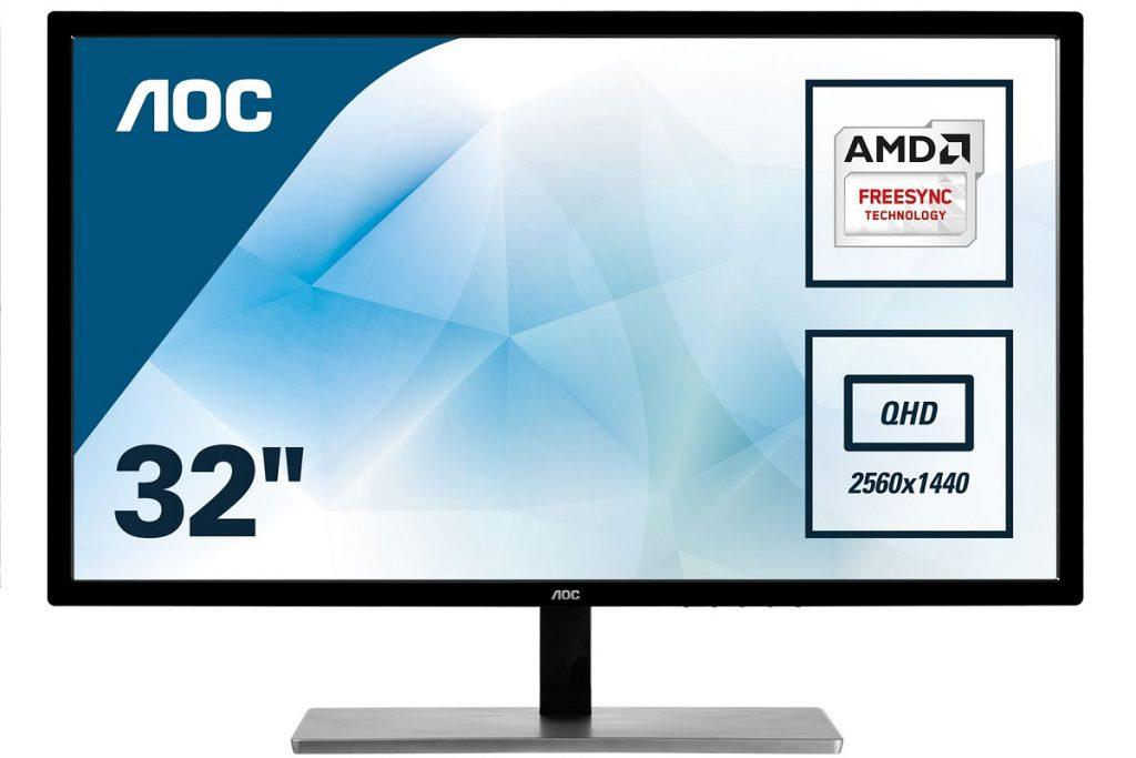 AOC Q3279VWF, tecnologías