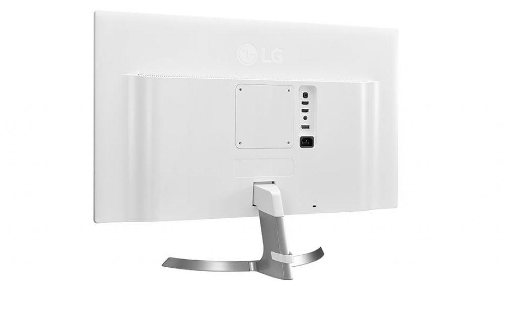 LG 27UD59-W, conectividad