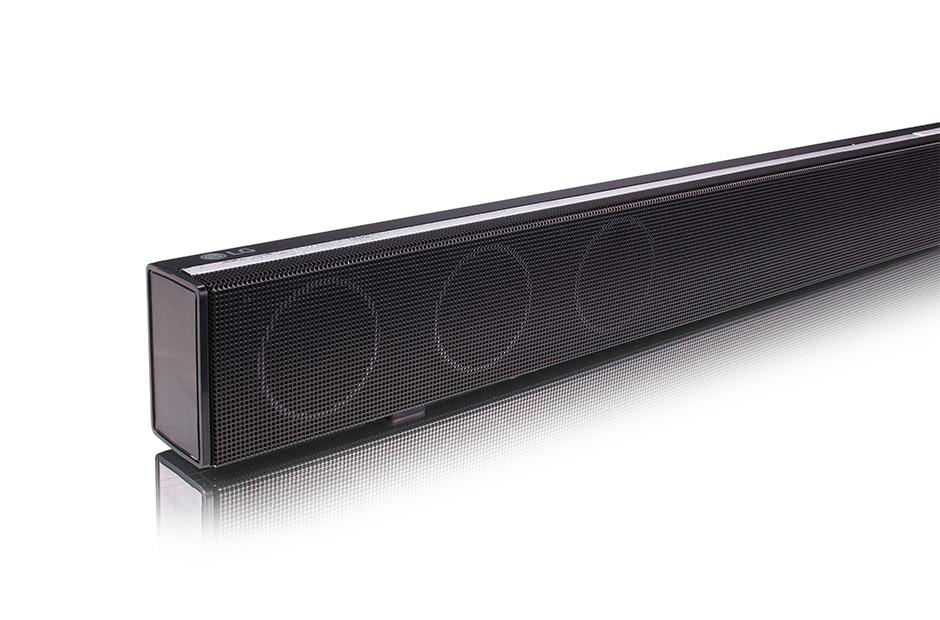 LG SJ1, modos de sonido