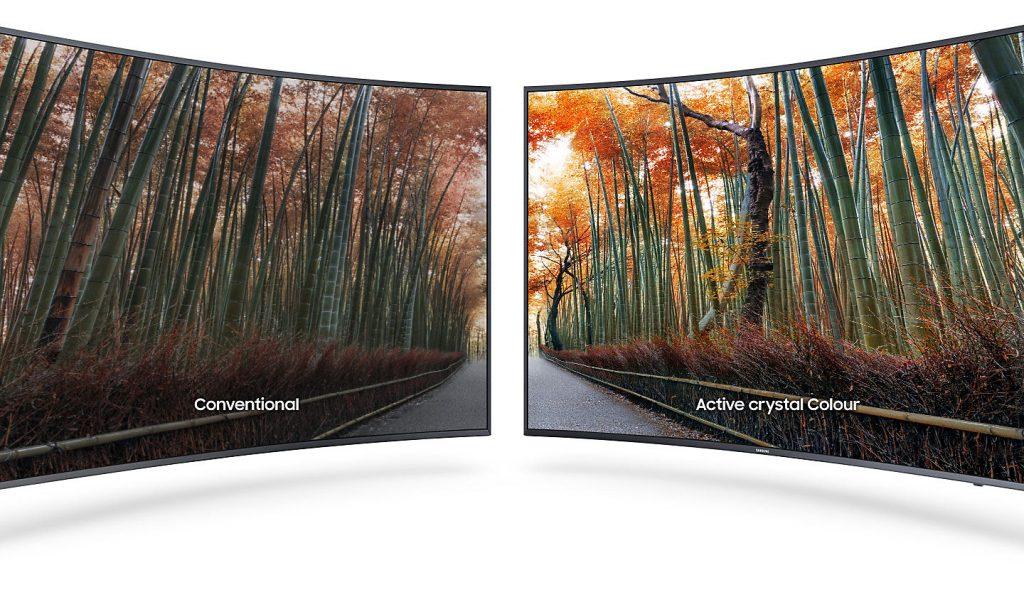 El televisor cuenta con buenas tecnologías de mejora de imagen