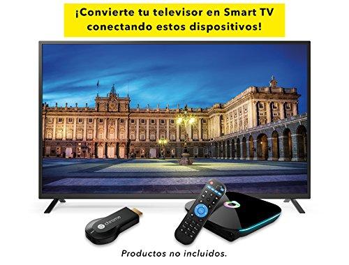 El televisor puede convertirse en inteligente