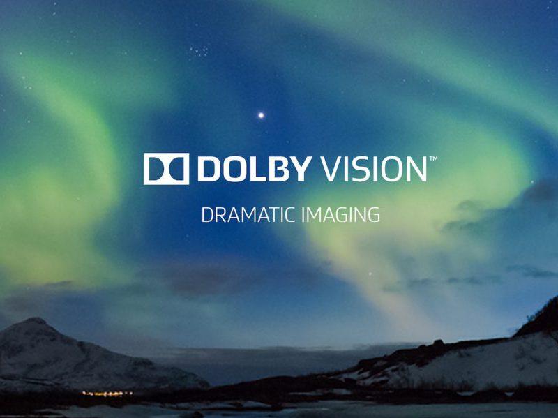actualización para sony mejorar los negros del Dolby Vision