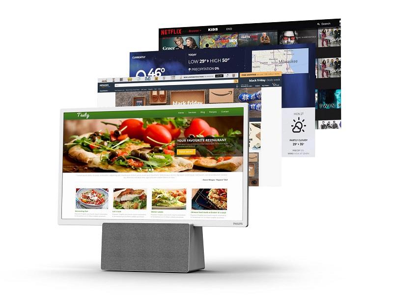 televisor para la cocina Philips 7703