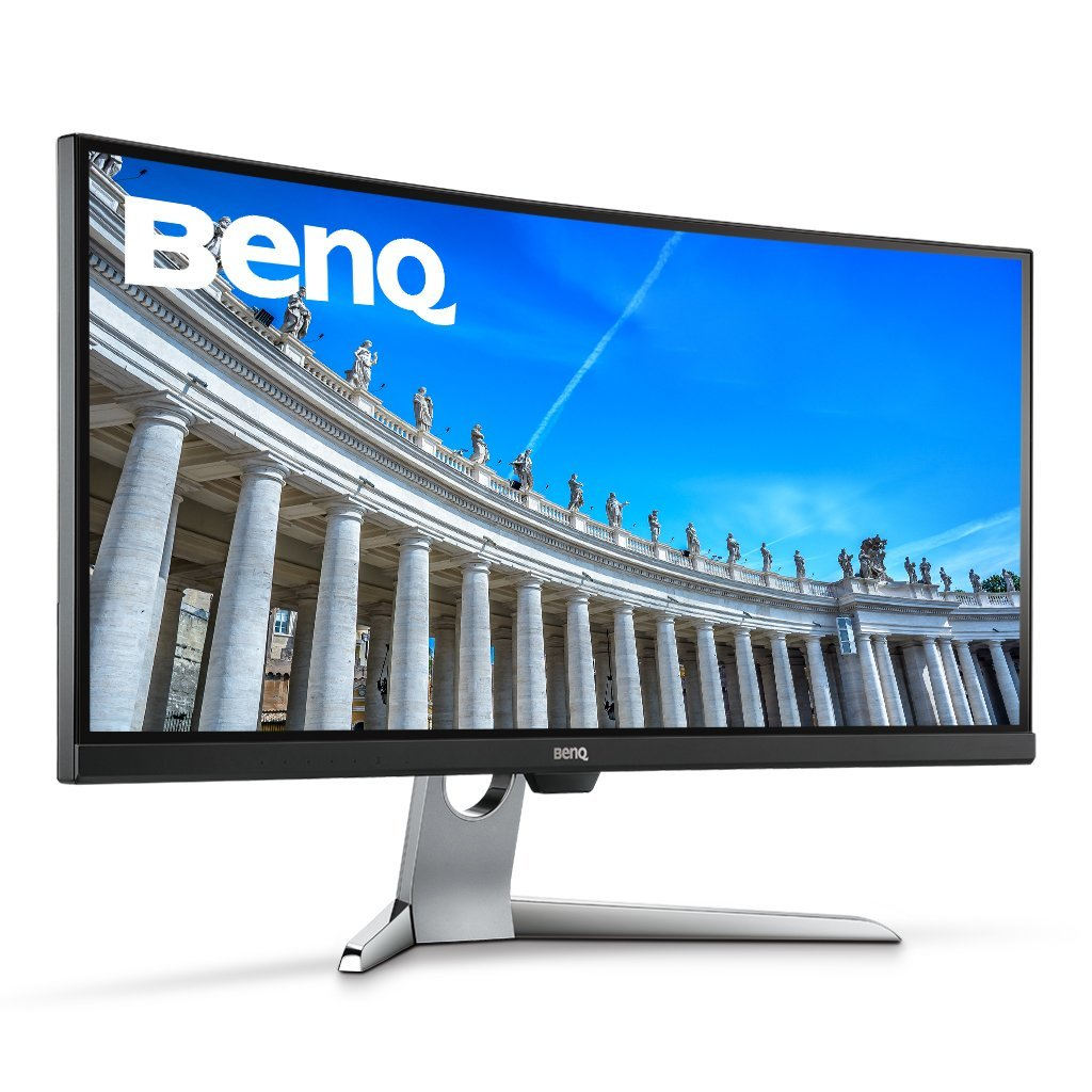 BenQ EX3501R, cuidado de la vista
