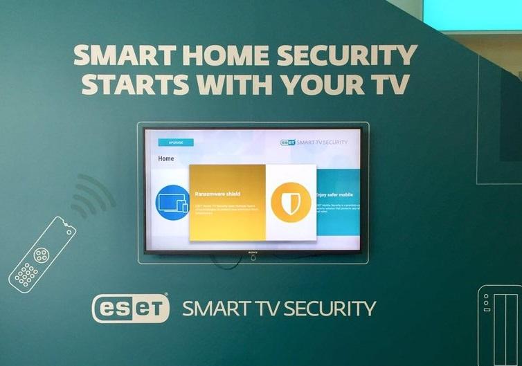 ESET Smart TV Security promete asegurar tu televisor