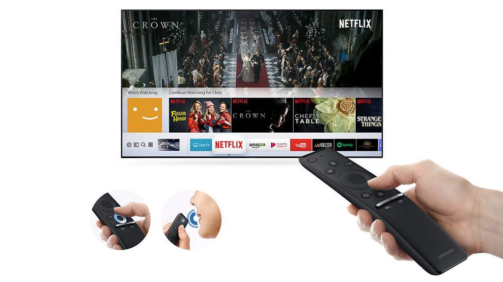 El televisor incluye la plataforma inteligente de la marca