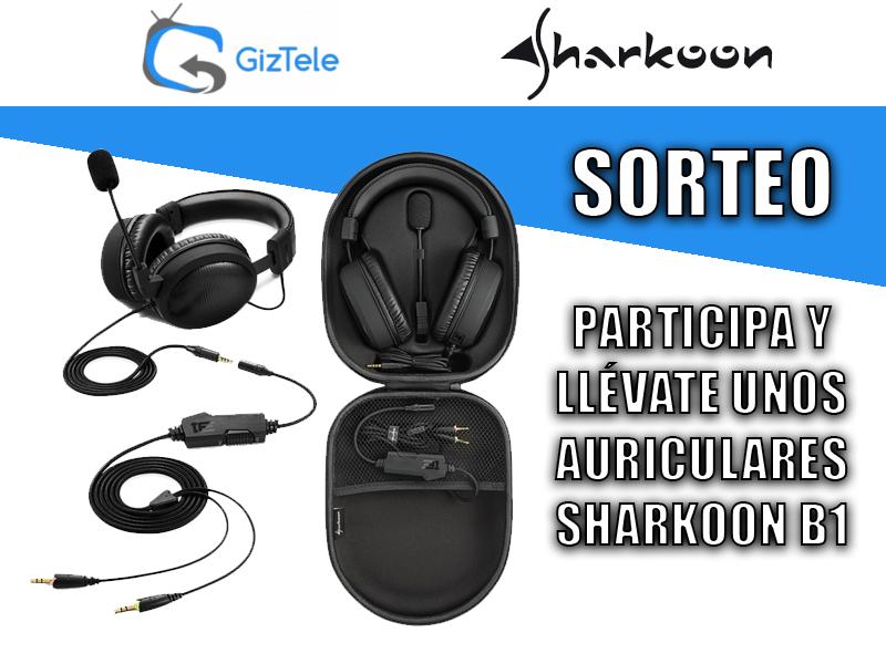 Sharkoon B1