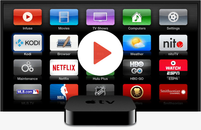 YouTube TV en Apple TV