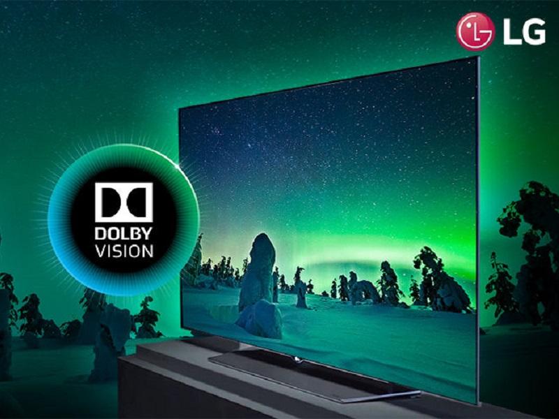 dolby vision lg