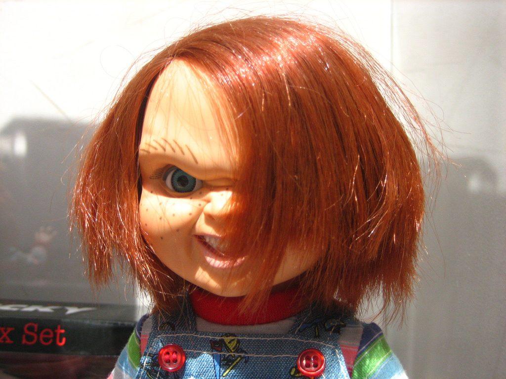 Chucky ataca de nuevo
