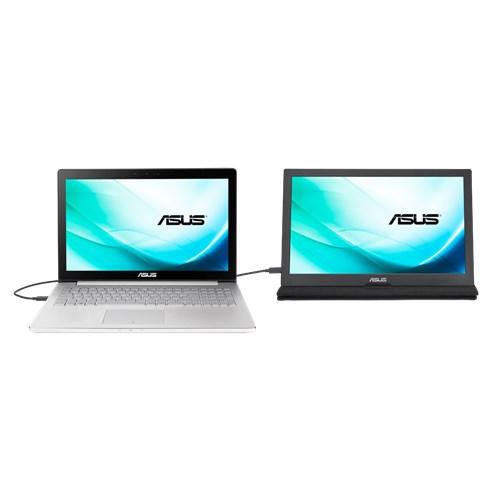 Asus MB169C+, USB