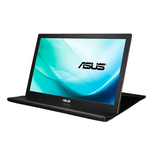 Asus MB169C+, aspecto
