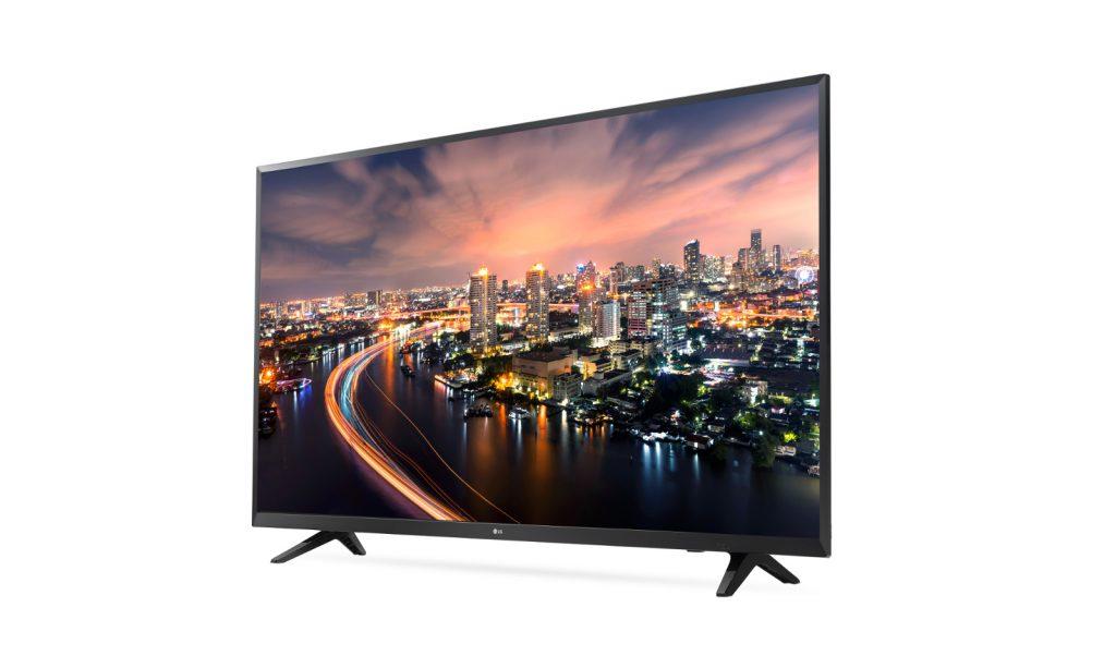 Así luce esta TV