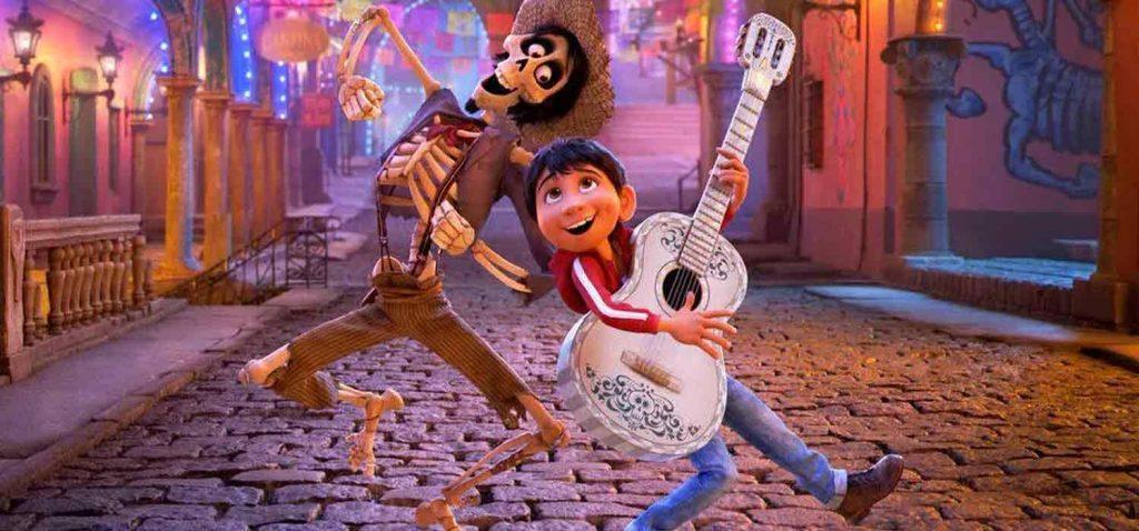 Coco se alza como mejor película de animación del laño