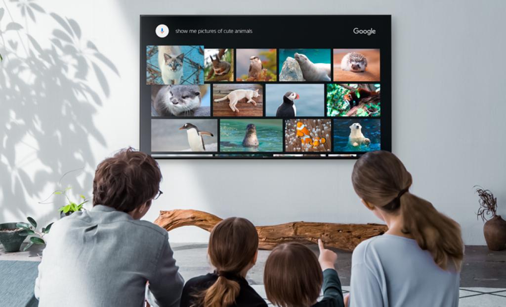 Su smart TV está lleno de detalles