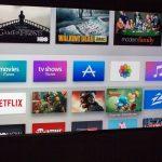 iTunes Store en Apple TV