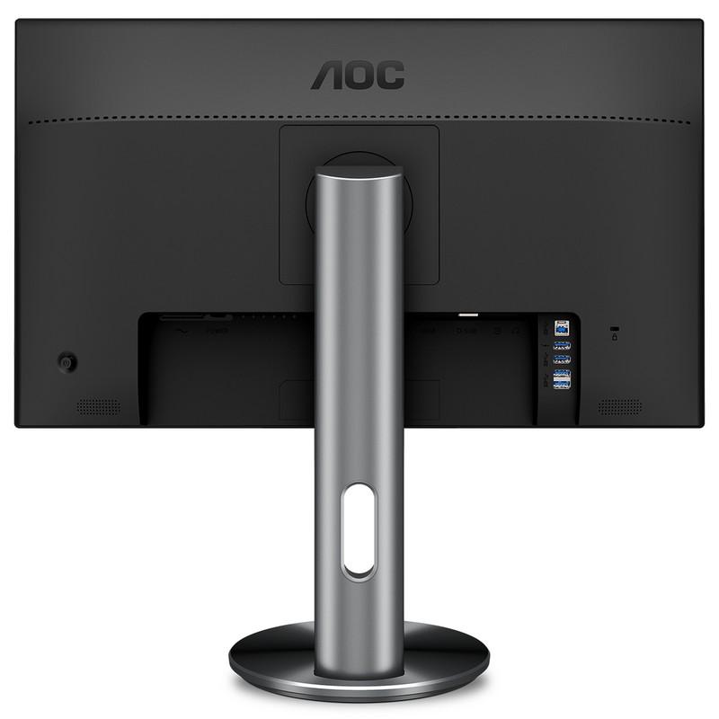 AOC Q2790PQU/BT, conectividad
