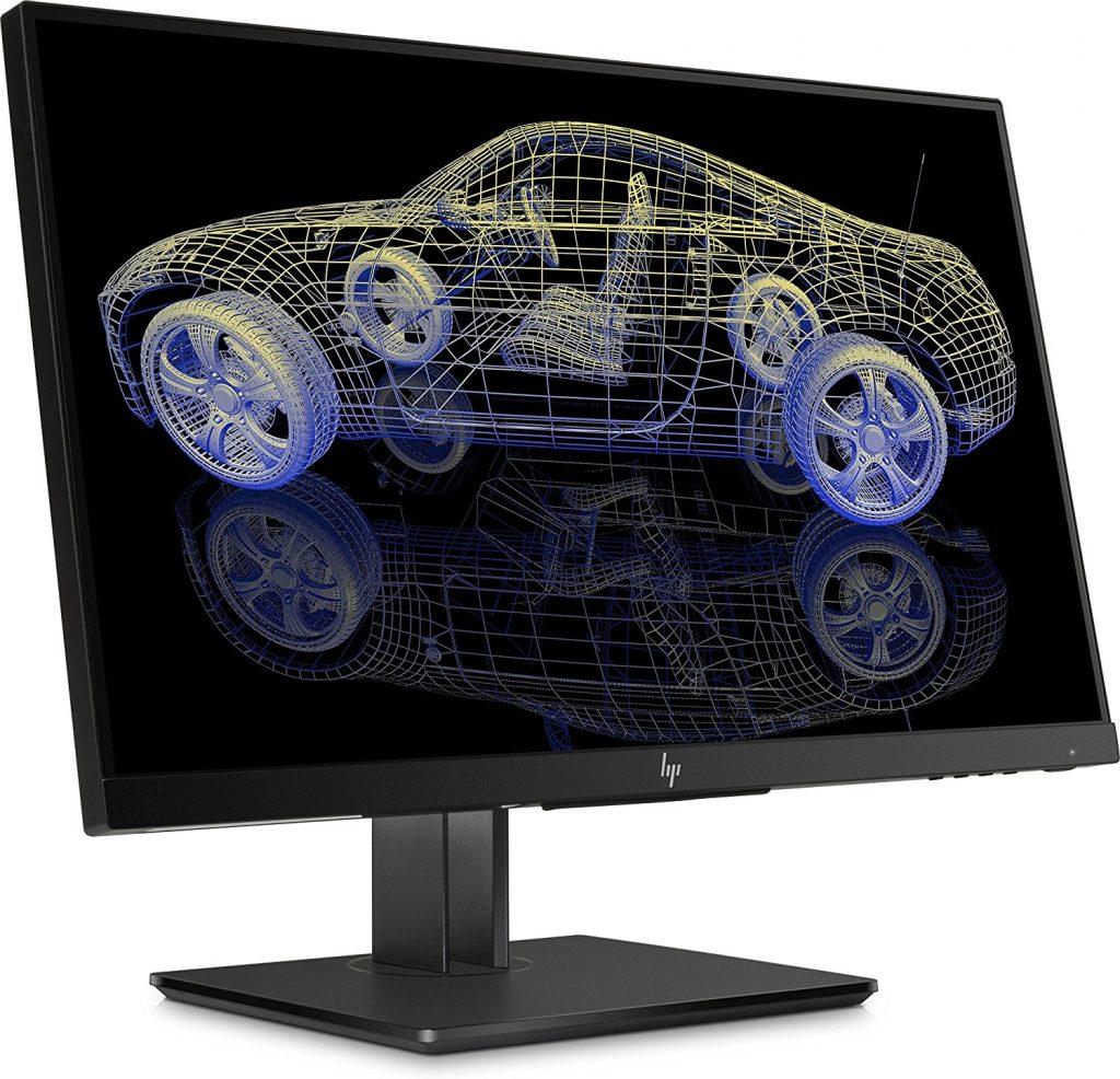 HP Z23n G2, calidad de la pantalla