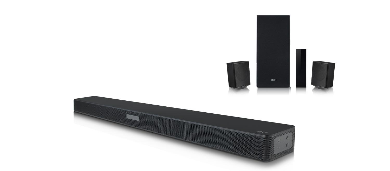 LG SK5R, calidad de sonido