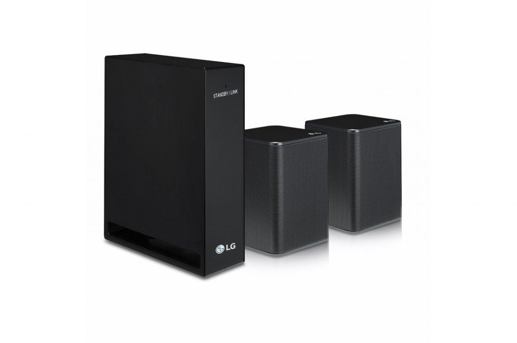 LG SPK8 S, conectividad