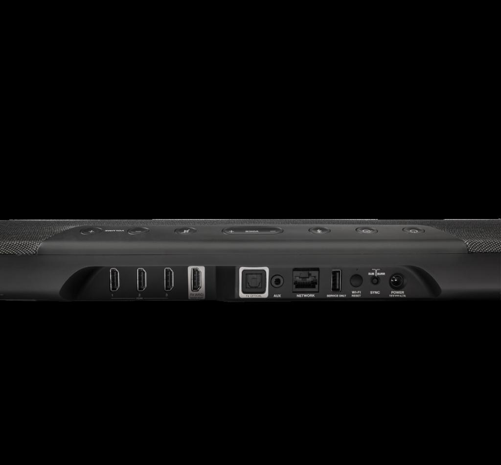 Polk Audio Magnifi Max SR, conectividad
