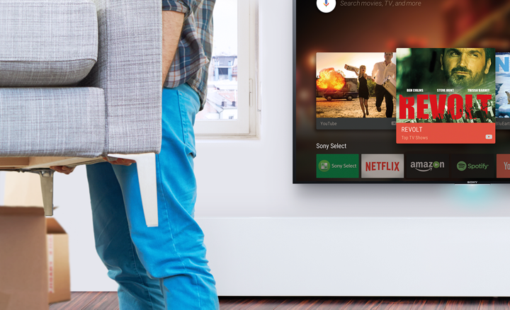 El sistema smart incluye Android TV