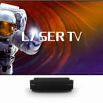 Televisor y proyector 2 en 1