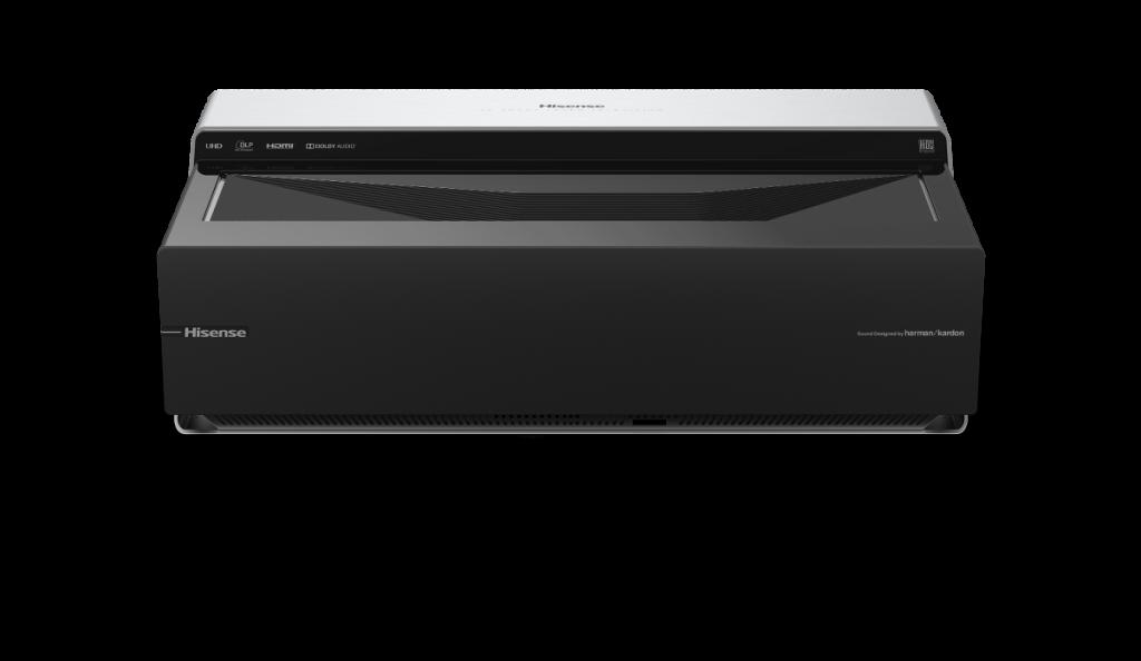 Así es el proyector de tiro corto de Hisense