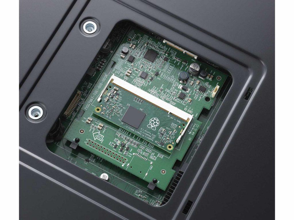 NEC MultiSync V484, ampliable