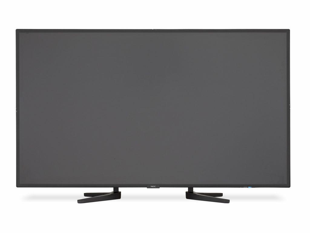NEC MultiSync V484, aspecto