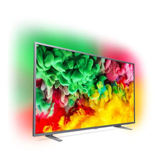 Este es el televisor Philips 43PUS6703/12