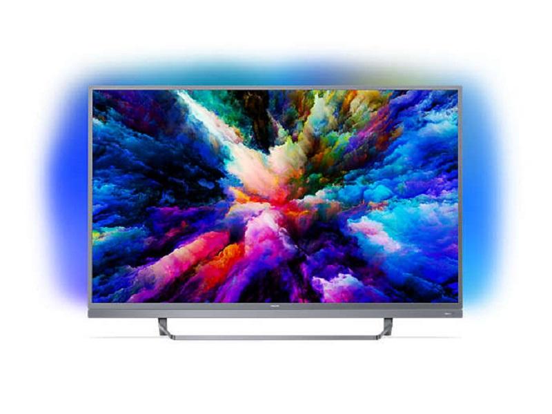 Philips 55PUS7503/12, televisor 4K ultraplano con tecnología