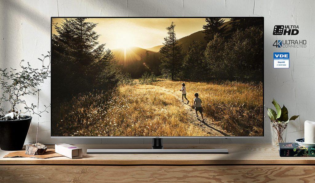 Samsung UE82NU8005, calidad de imagen