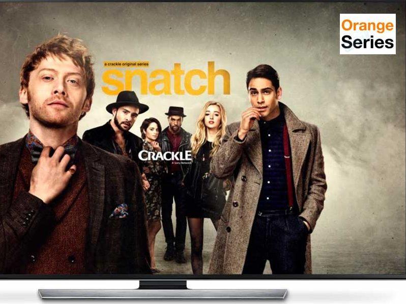 canal de TV de Orange