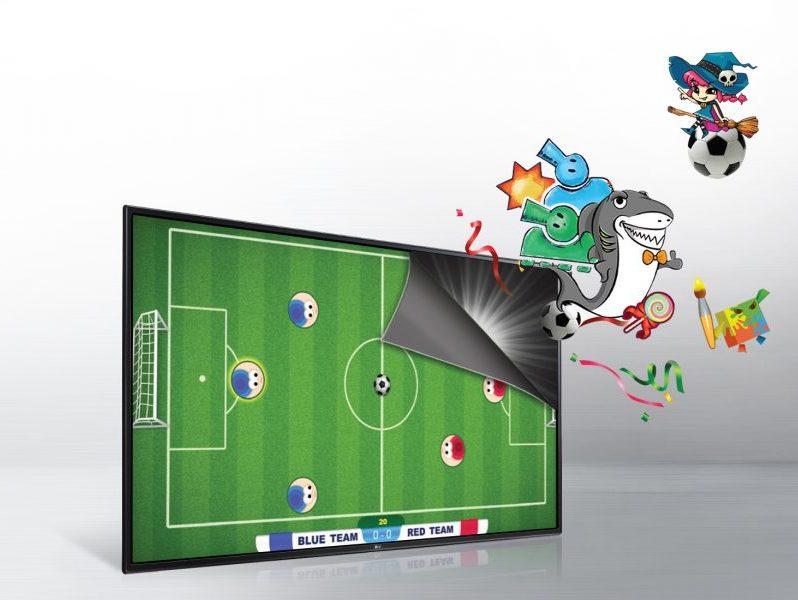 televisores para ver el mundial