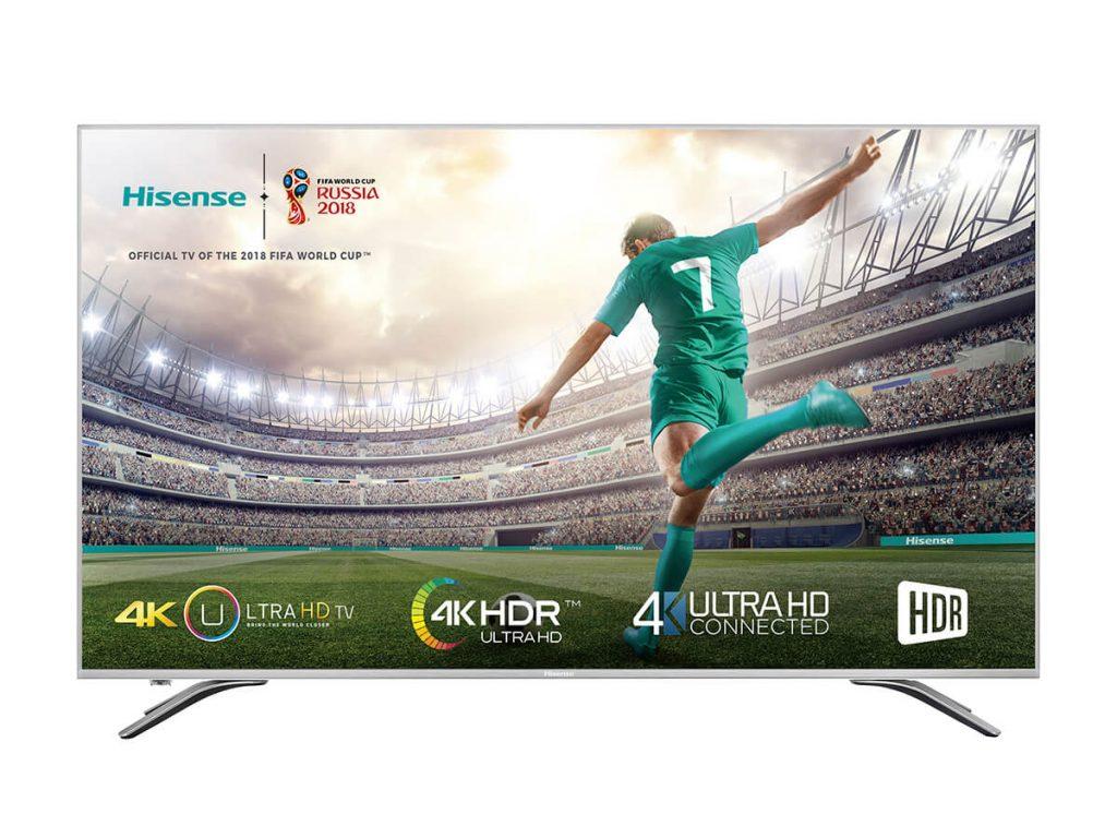 La imagen del televisor es buena, destacando su PCI