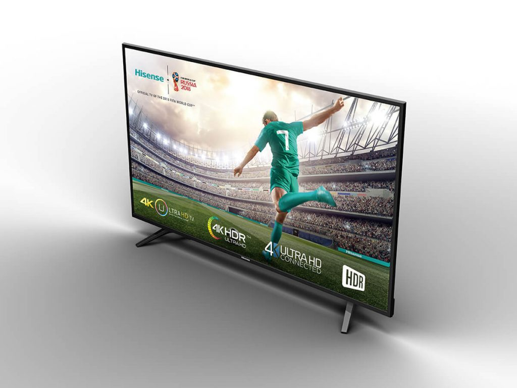 Hisense H43A6100, Smart TV