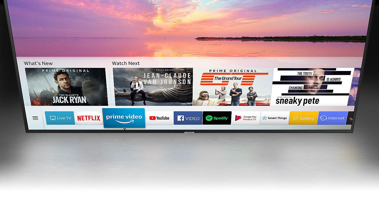 Samsung UE43NU7125, Smart TV