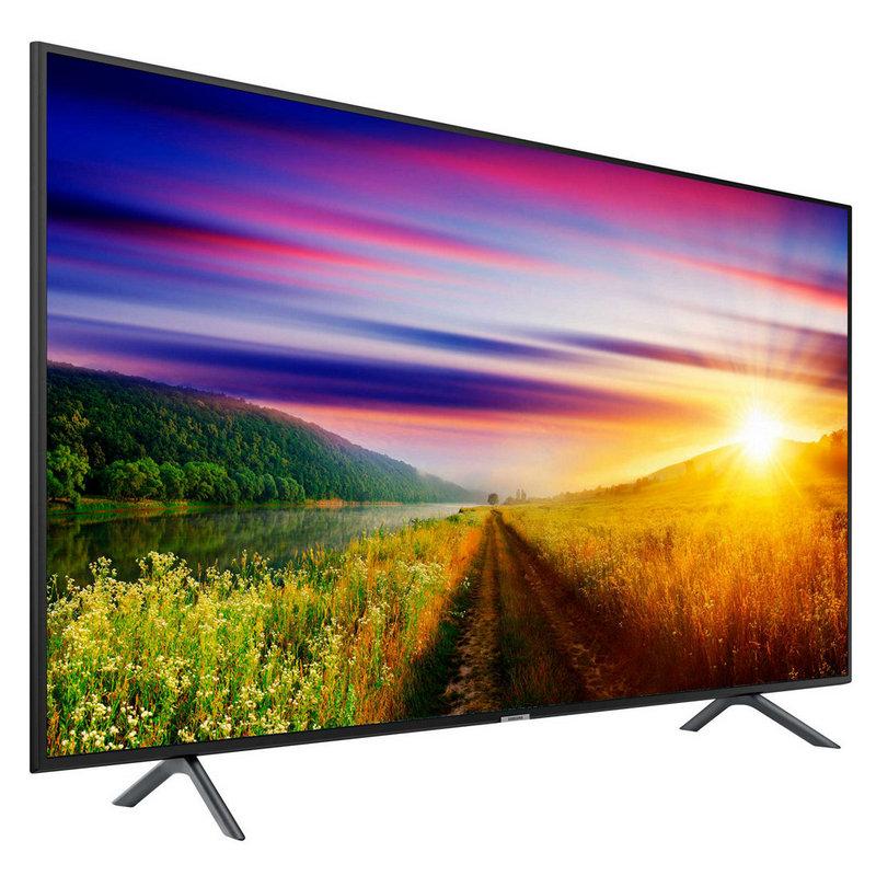 Samsung UE43NU7125, aspecto
