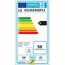 Un aparato con sobresaliente en consumo energético