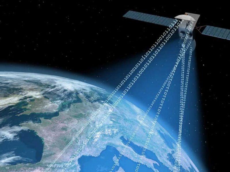 transmisiones satélite en 8K