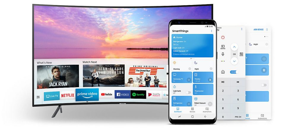 Samsung UE55NU7305