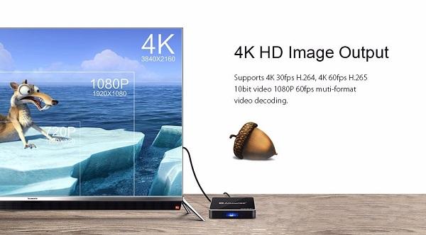 Alfawise A8 4K