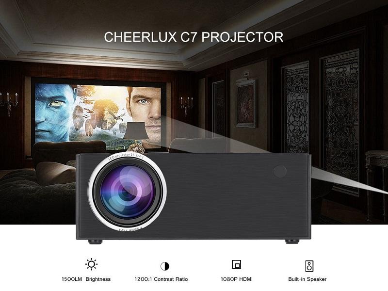 Cheerlux C7
