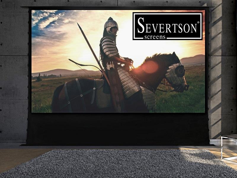 pantalla de Severston